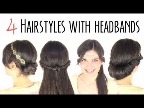 Pin By Tutorials Diy Wishes Likes On Hair Hair Extension Ideas Hair Styles Headband Hairstyles Braided Headband Hairstyle