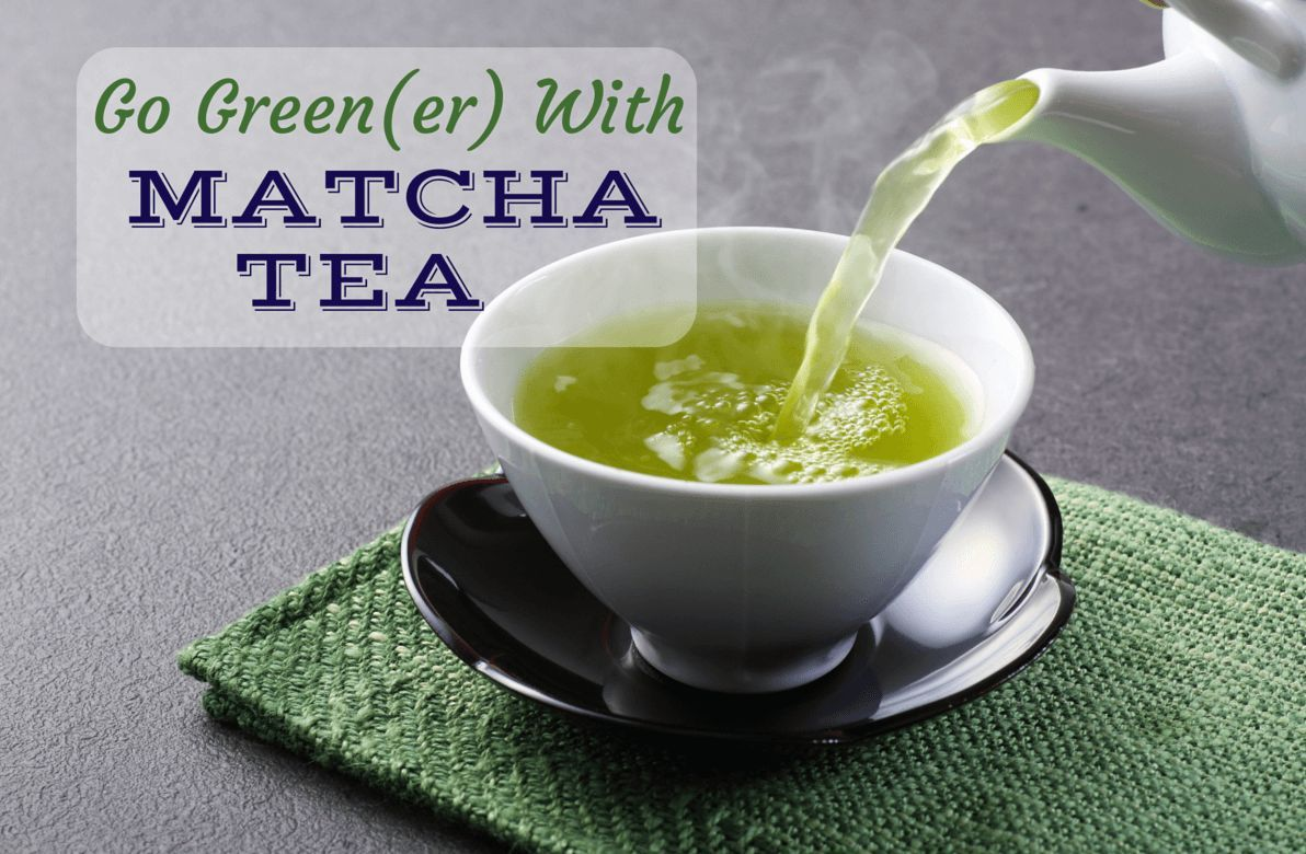 Have You Met Your Matcha? | SparkPeople
