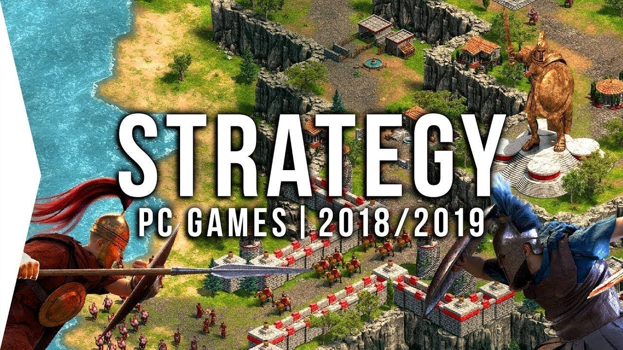 Top 20 New Strategy Games 2018 2019 Upcoming Pc Games