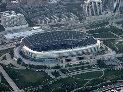 Soldier Field Chicago Bears Stadium Chicago Bears Stadium Soldier Field Chicago Bears