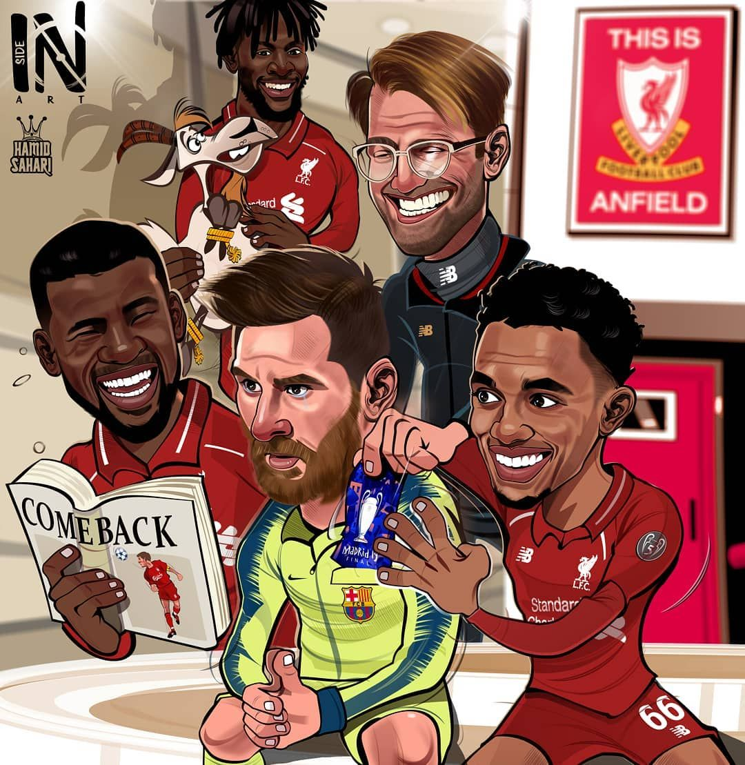 Messi Liverpool A Gelirse Boku Yer In 2020 Liverpool Football Club Wallpapers Liverpool Football Liverpool Football Club