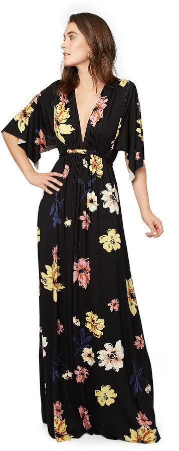 05f17fa639f Rachel Pally Long Caftan Dress Print