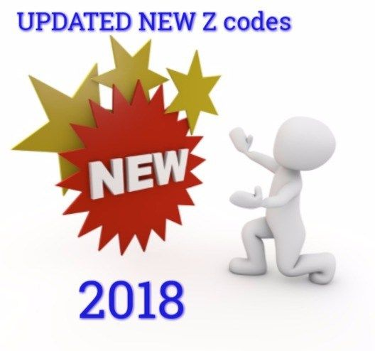 New Updated Icd 10 Z Codes For 2018 Medical Coding Guide