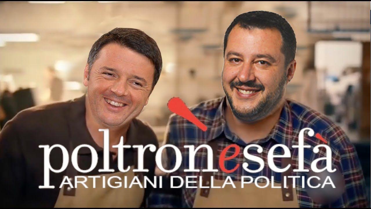 PoltroneSeFa gli artigiani della politica (parodia