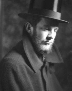 Alvin Langdon Coburn, photographer, Self Portrait