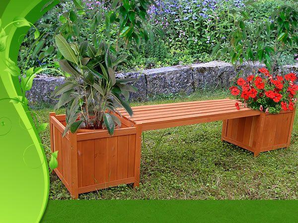 elegante box-panca da giardino,balcone | arredo da esterno | pinterest - Fai Da Te Mobili Da Giardino Esterno
