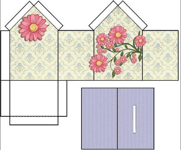 maquette maison en papier a construire ventana blog. Black Bedroom Furniture Sets. Home Design Ideas