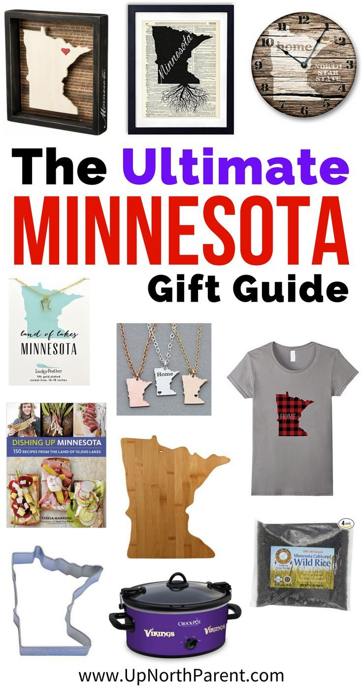 The Ultimate Minnesota Gift Guide Gift guide, Minnesota