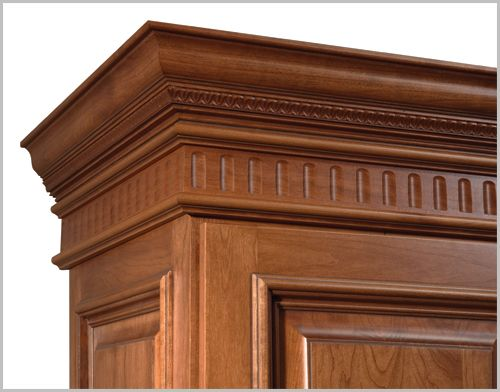 Crown Molding Timeless Kitchen Lowes Kitchen Cabinets Cabinetry