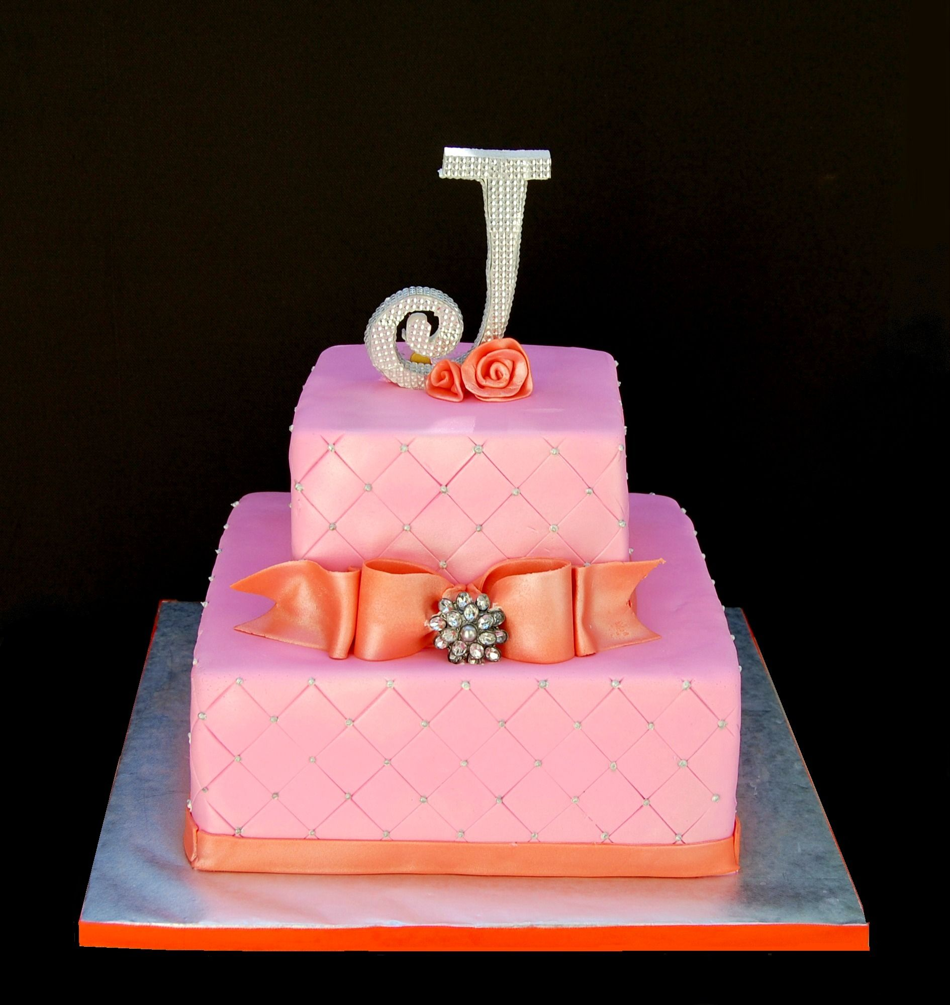 Super Birthday Cakes For 25 Years For A Special Girls 25Th Serves Funny Birthday Cards Online Amentibdeldamsfinfo