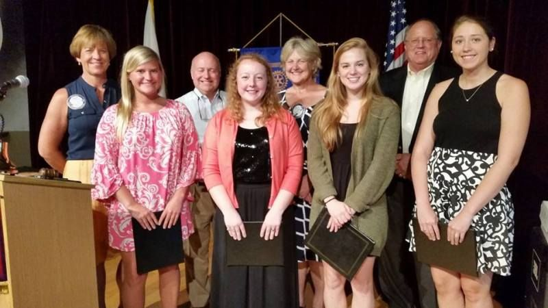 4 WCS students receive career-tech scholarships - Brentwood Home