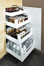 Accesorios organizadores de cocina como organizar la for Accesorios armarios cocina