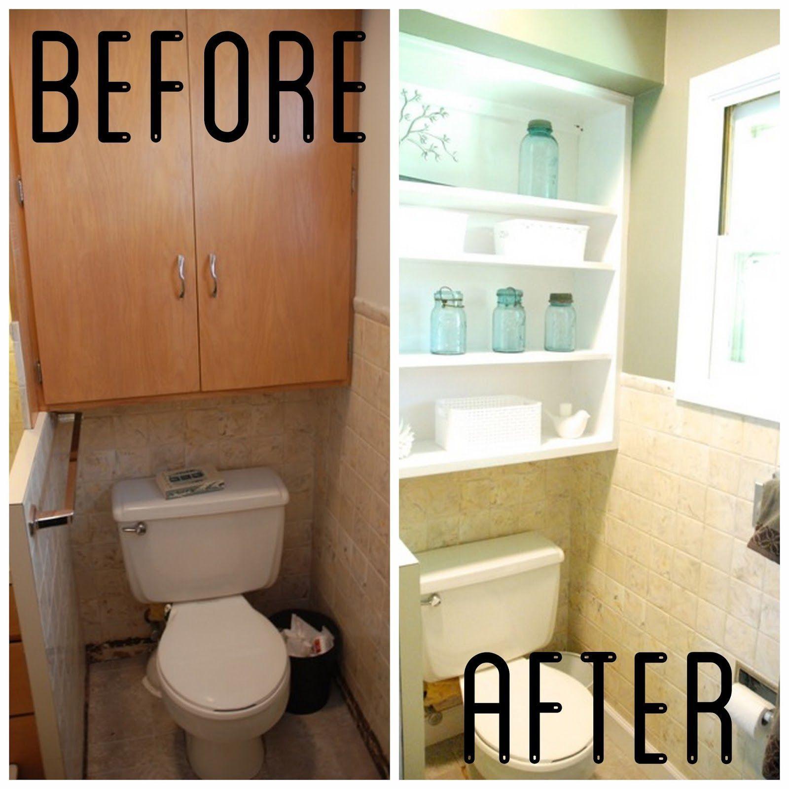 Stop Disorganization In Its Tracks With A Few Simple Small Bathroom