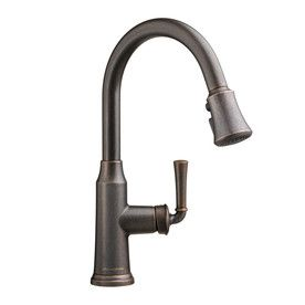American Standard Portsmouth Oil Rubbed Bronze 1 Handle S Included Pull