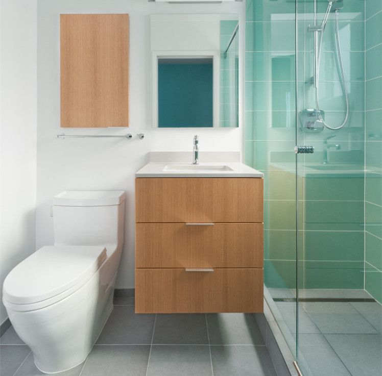 Beauty On A Budget 6 Chic And Cheap Diy Bathroom Vanity Plans Modern Small Bathrooms Modern Bathroom Design Bathroom Design Small
