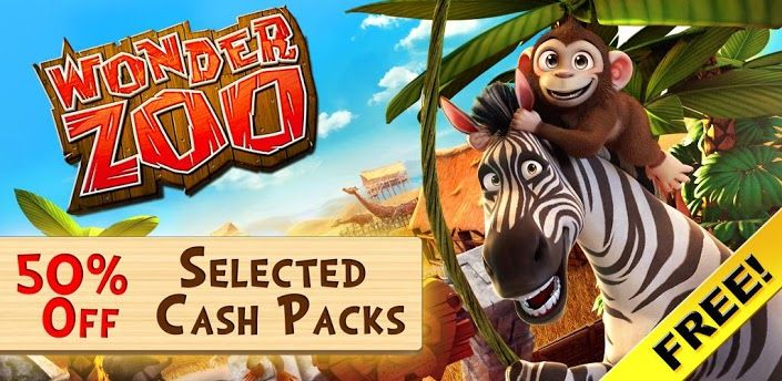 Wonder Zoo Animal Rescue Apk Android Free Download Feirox Wonder Zoo Zoo Games Zoo