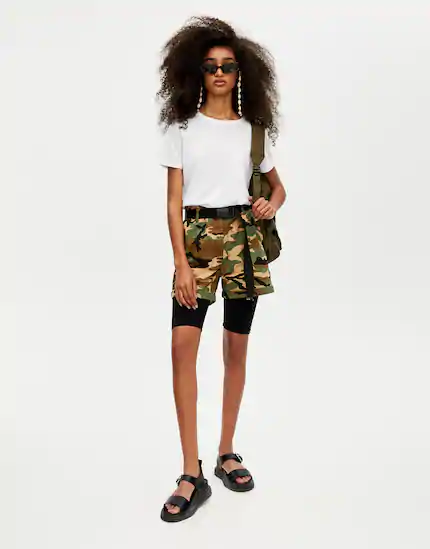 Shopoholic fashion Unisex Multicolor Rayas Wideleg sidepocket Hippy Pantalones