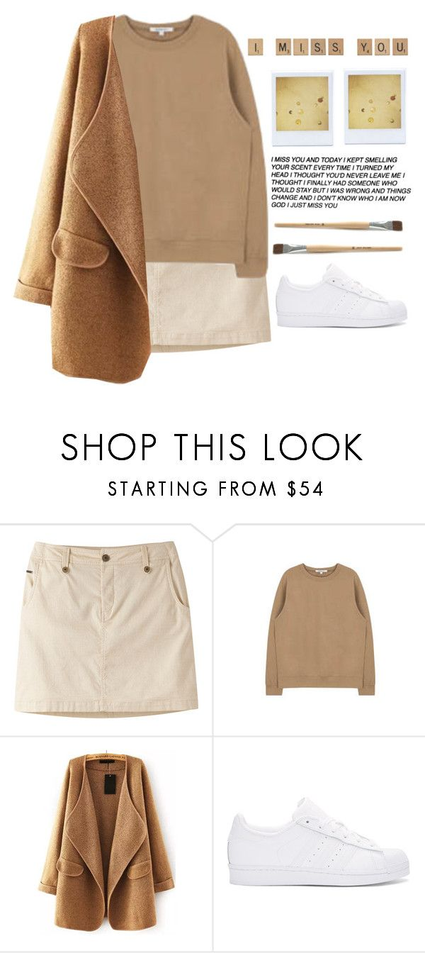 """Memories of you..."" by fleu-fou ❤ liked on Polyvore featuring Mountain Khakis, Holga and adidas Originals"