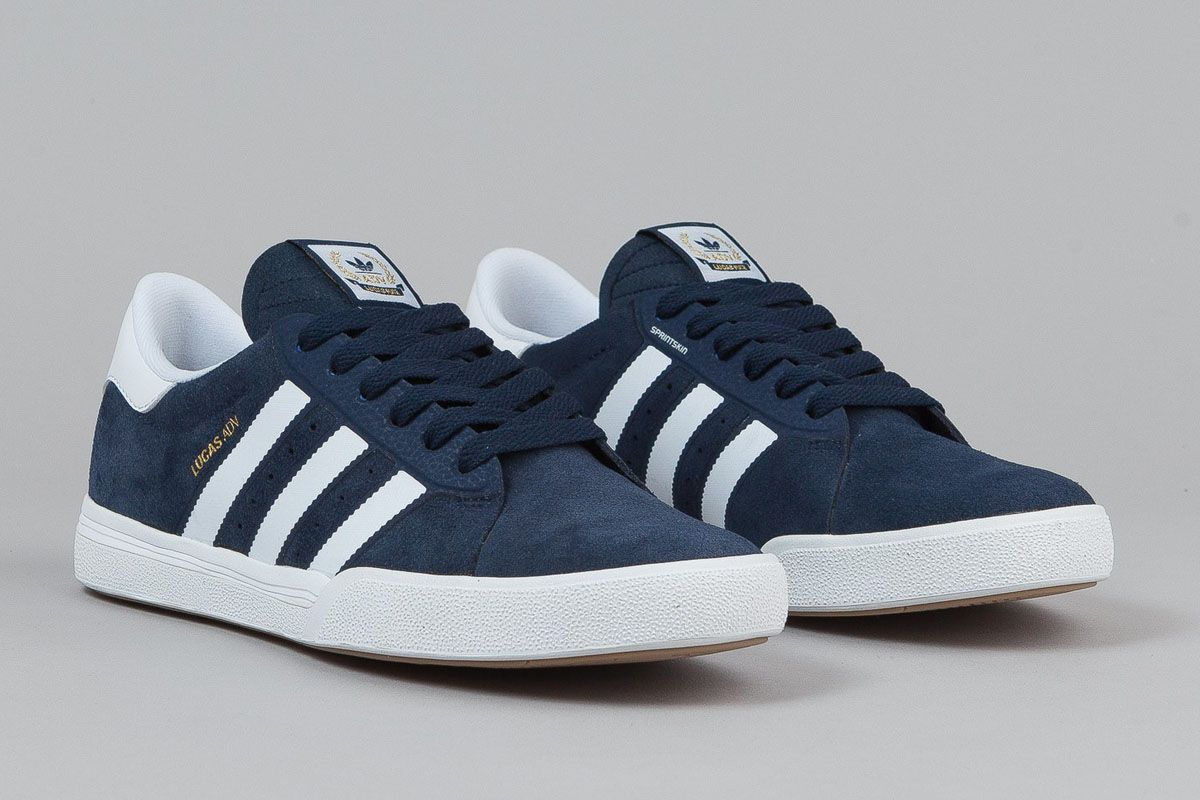 "official photos 62ca4 83f39 adidas Skateboarding Lucas Puig ADV ""Navy"""