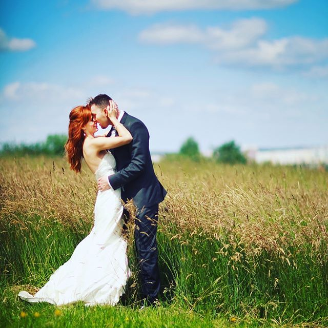 """'""""I love thee to the depth and breadth and height my soul can reach, when feeling out of sight. For the ends of being and ideal grace..."""" FEELS LIKE YESTERDAY! #love @maciekdymek . . . #ElizabethBarrettBrowning #weddingphotography #anniversary #countryside #instamood #wedding' by @dianablaszczyk.  #bridesmaid #невеста #parties #catering #venues #entertainment #eventstyling #bridalmakeup #couture #bridalhair #bridalstyle #weddinghair #プレ花嫁 #bridalgown #brides #engagement #theknot #ido…"""