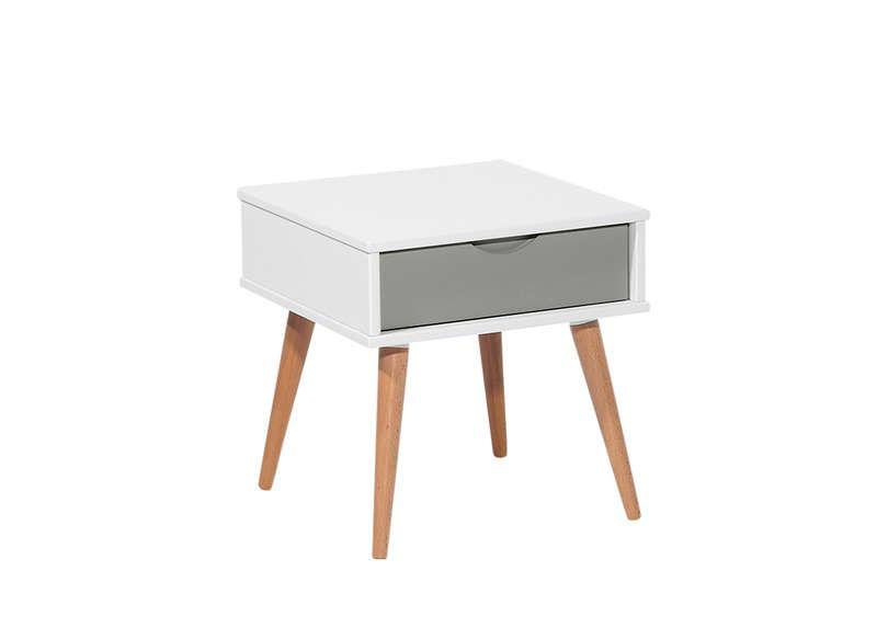 Table de chevet kennedy 90e h o m e bedroom inspiration pinterest che - Peindre table de chevet ...