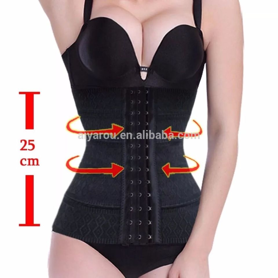 eda2b954d61ff ... Waist Trainer New White Black. Magic Women Postpartum Belly reducing  belts Firm Tummy Control Shapewear Women Girdles Hot Body Shapers slim Belly  Belt