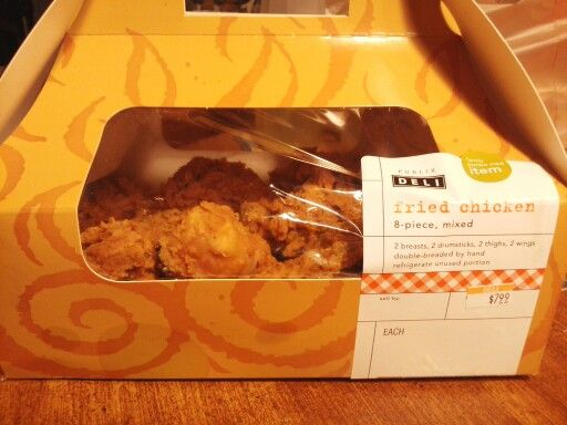PUBLIX fried chicken | Fried chicken Publix My favorite food