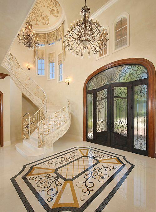a world of dream homes | casa de burgos | Pinterest | Escalera ...