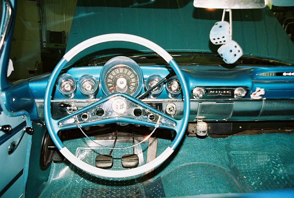 1959 Chevy Impala dash 1959 chevy impala, Chevrolet impala