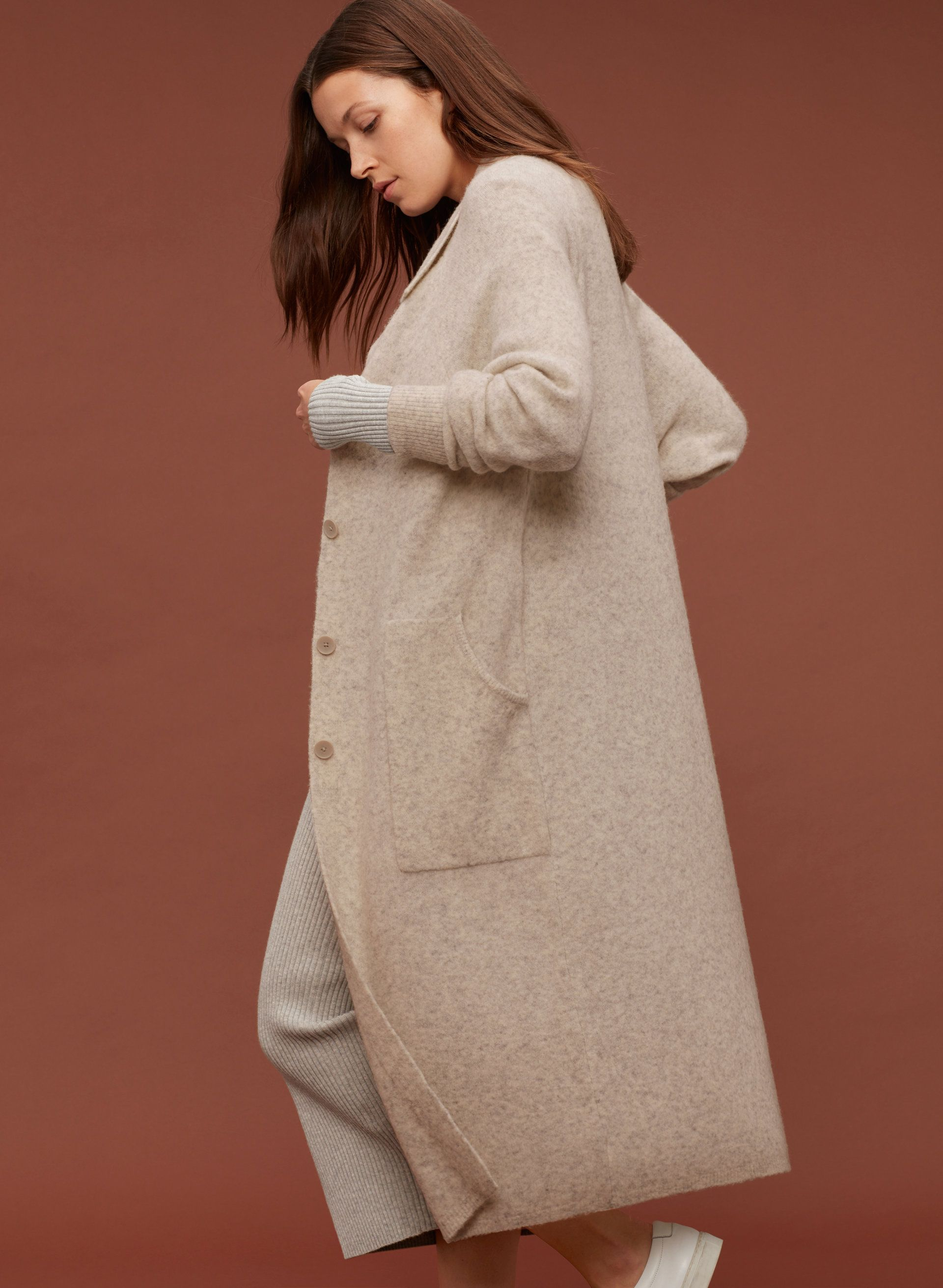 Nour sweater | Coats, Winter and Fashion