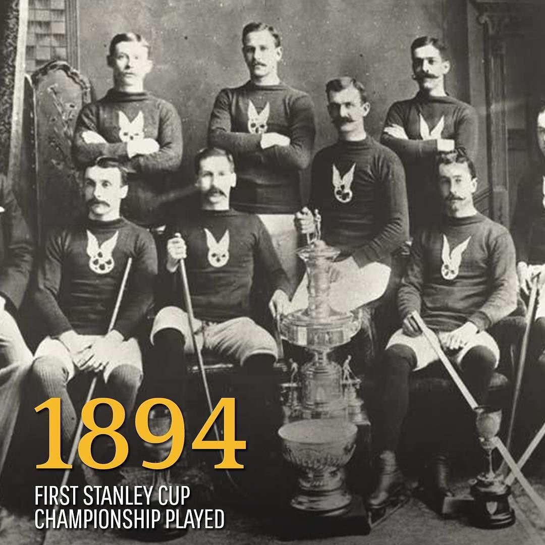 "history ""On ThisDayInHistory 1894 the first championship"