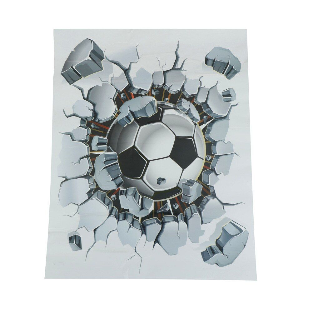 firing football through wall stickers for kids room on wall stickers for home id=37544