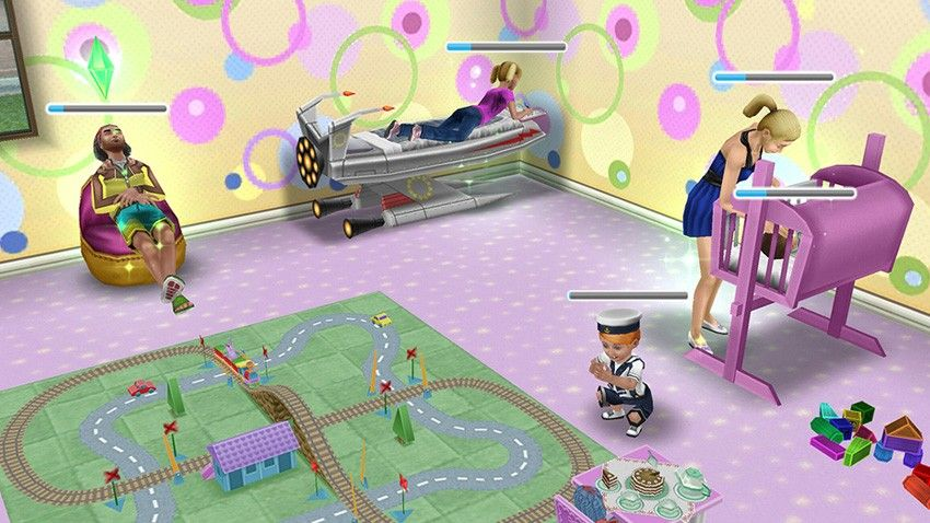 Grow Your Family Sims Free Play Sims Sims Love