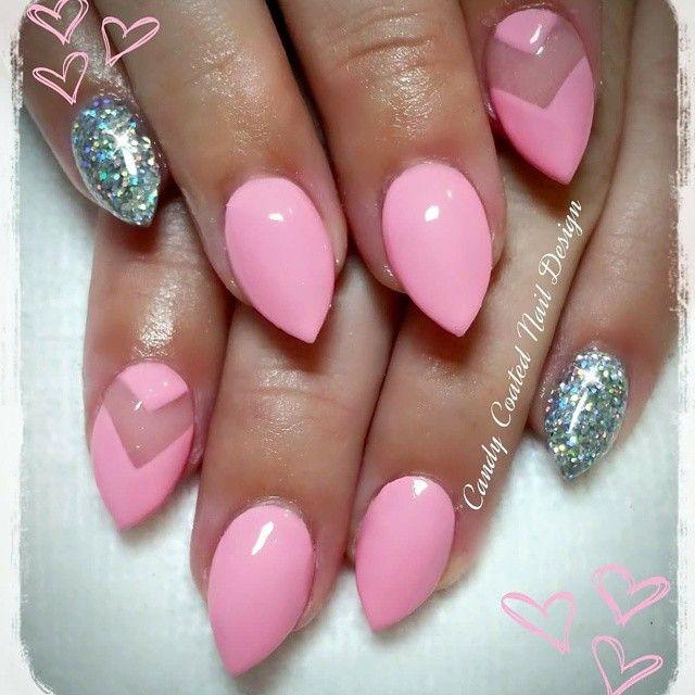 Pin De Sandy En Nails Pinterest - Manicuras-elegantes