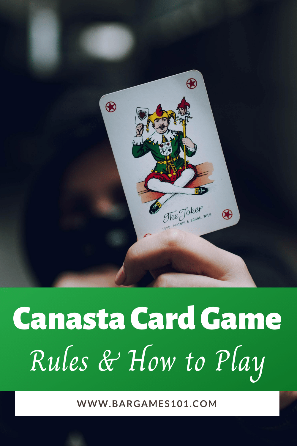 How to Play Canasta Card Game? Rules & Strategies Bar