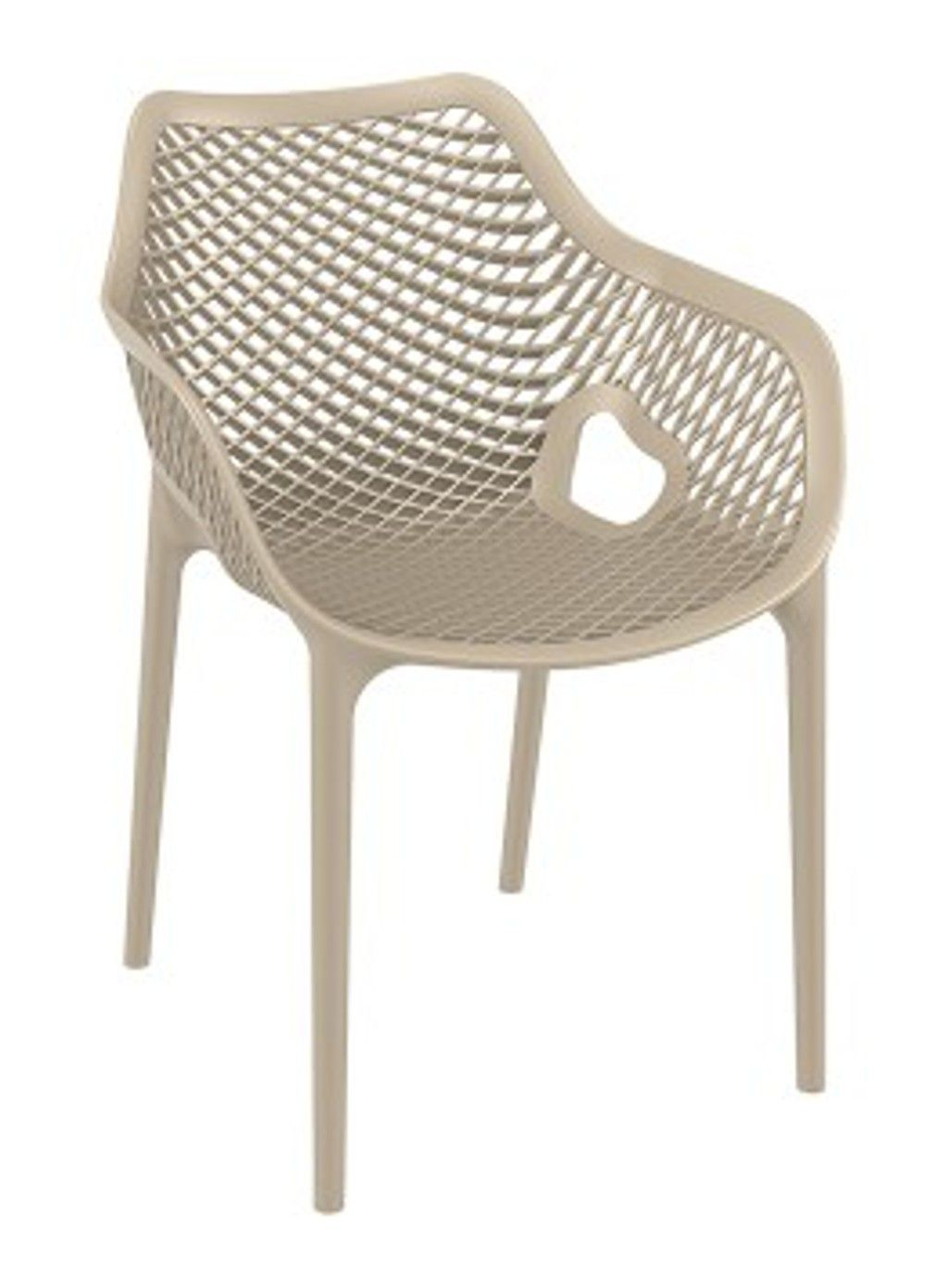 Sedia AIR XL, Siesta Exclusive   Outdoor dining chairs