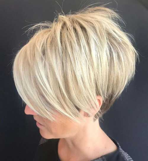 Schicke kurze Bob Haarschnitte #hairmakeup
