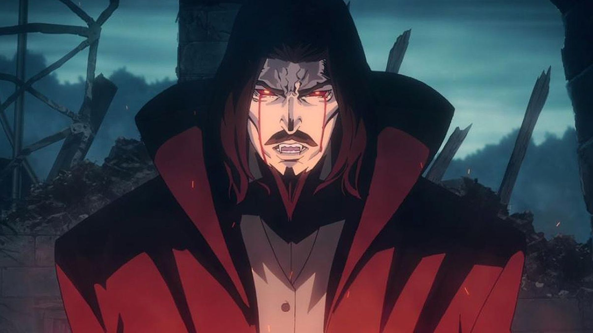Castlevania season three fantasy animated series renewed by netflix canceled tv shows tv series finale canceled or not catch up on all of your
