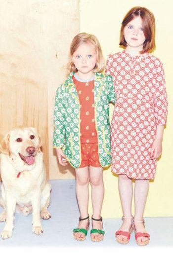 Printed raincoat from Stella McCartney Kids
