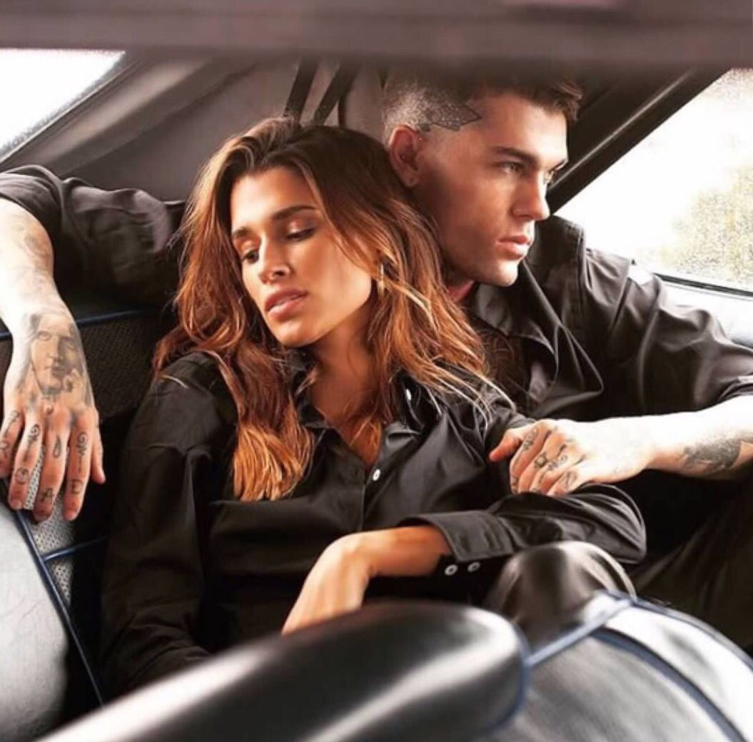 Stephen James for Tatu Spirit Stephen james, Stephen