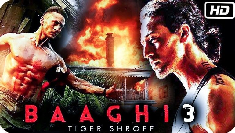 Baaghi 3 Release Date Songs Cast Wiki Trailer Movie Songs