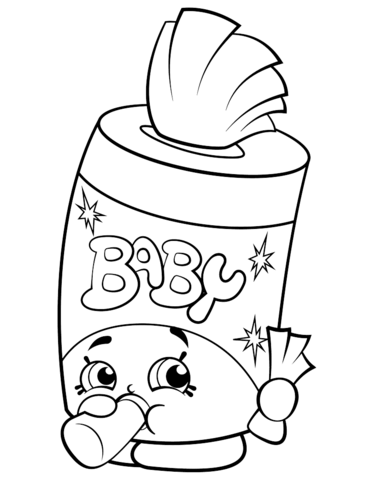 Shopkins Baby Coloring Pages 2018 Open Coloring Pages Coloring