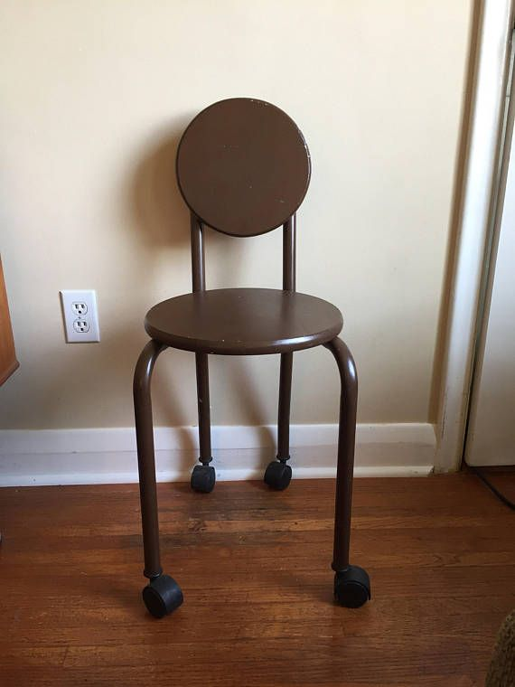 Awesome Foot Stool with Casters