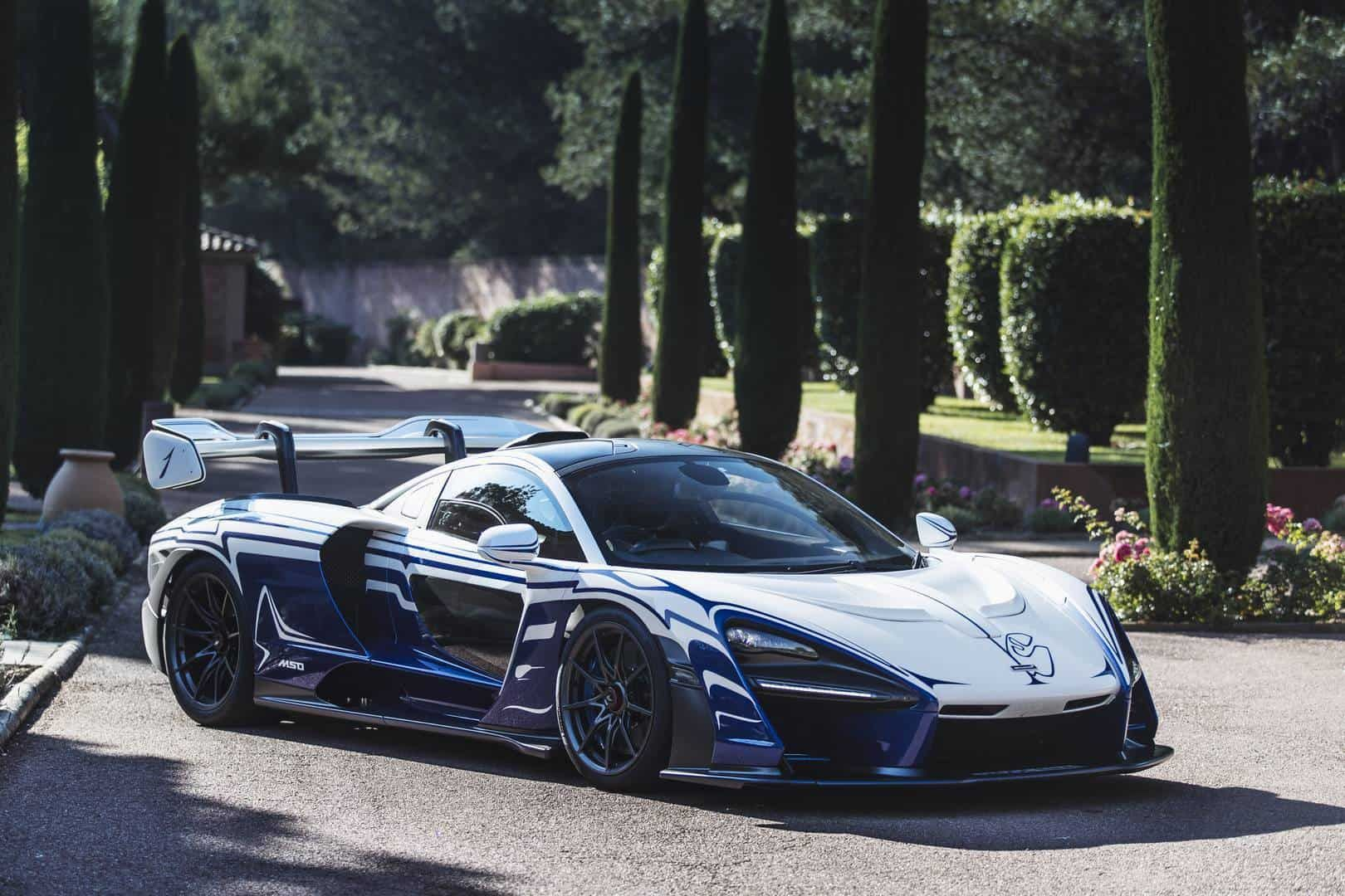 The First Mclaren Senna Is Even More Special Than You Could Imagine Super Cars Mclaren Senna