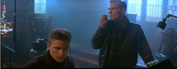 Col. Stuart (William Sadler) in Die Hard 2: Die Harder (1990)