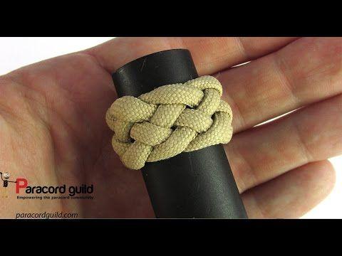 3 Pass 6x7 Turks Head Heel Knot Tutorial Nick S Whip Shop
