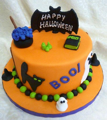 Halloween Cakes Pinterest Halloween cakes, Cake and Halloween - halloween cake decorating pictures