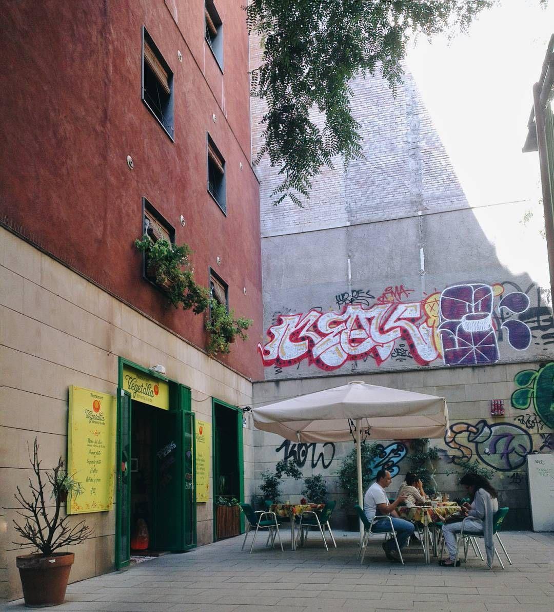 Vegetalia #Barcelona #veggie