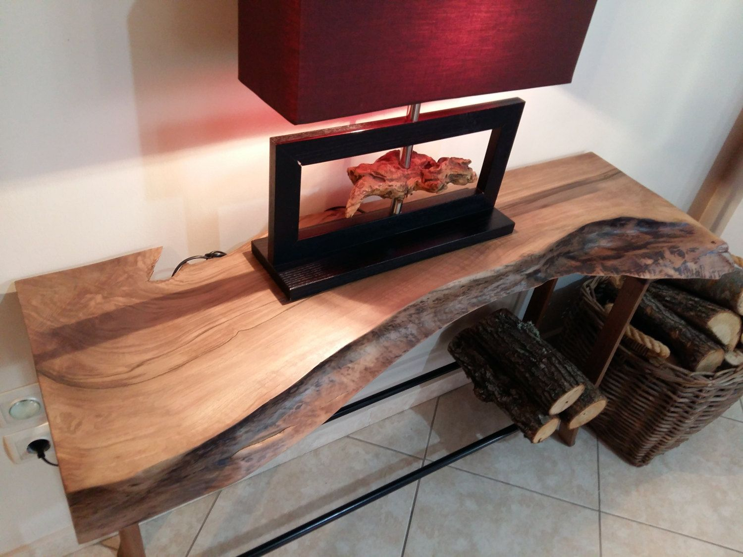 entryway tables and consoles. Walnut Console Table / Live Edge Entryway Signature Tables And Consoles