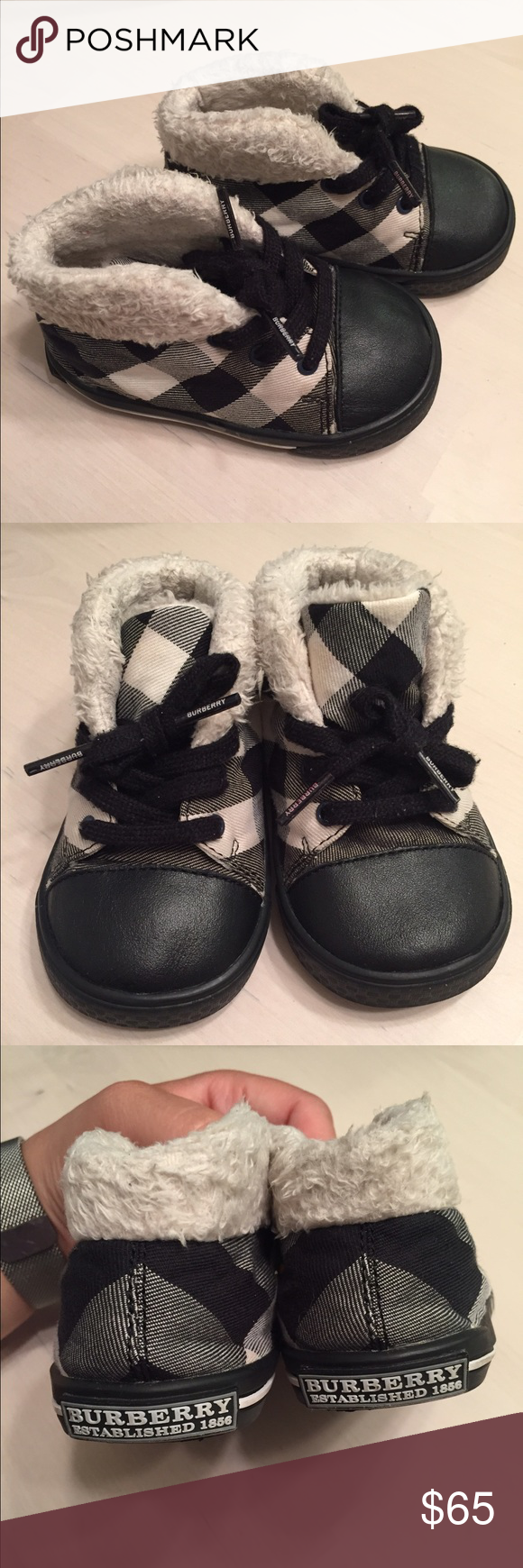 Toddler Shoes, Burberry Shoes